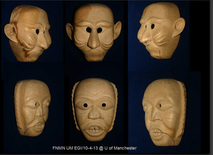 The stories behind the masks