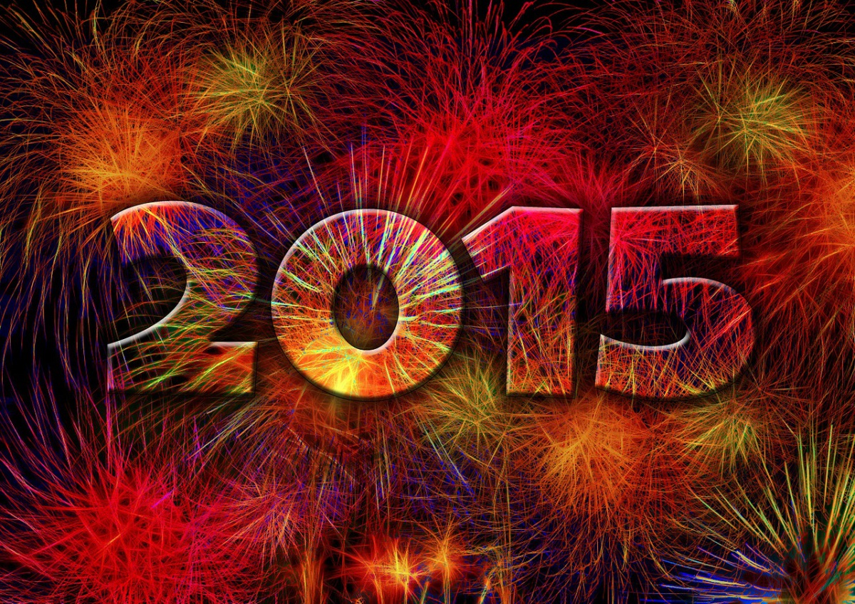 fireworks, new year, celebration, 2015, new year's eve, NYE, party