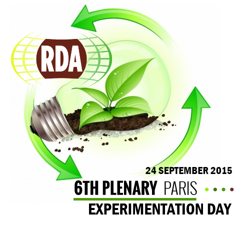 An 'experimentation day' was held to promote enterprise engagement in RDA.