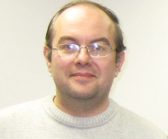 <strong>Model scientist. </strong>Ivaylo Ivanov, associate professor of chemistry at Georgia State University, conducted over four million hours of supercomputer simulations to model molecular machines.
