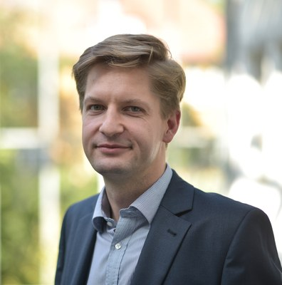 <strong>Matthias Wählisch</strong> says Information-centric Networking (ICN) has great potential to clean up the mess the internet is currently in. Courtesy Bernd Wannenmacher.