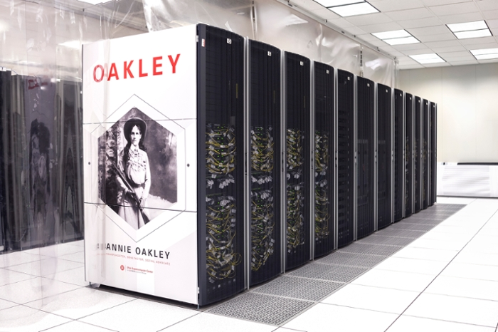 <strong>Annie, get your . . . diploma? </strong> Researchers used the Oakley supercomputer to analyze loan repayment scenarios on 2,500 student borrowers. Findings reveal a greater willingness to further an education can result from loan forgiveness programs. Courtesy Ohio Supercomputer Center.