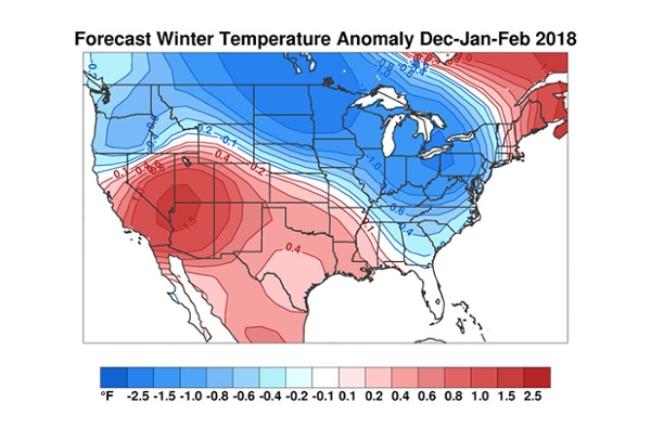 Winter is coming: Siberian snowfall and the Polar Vortex