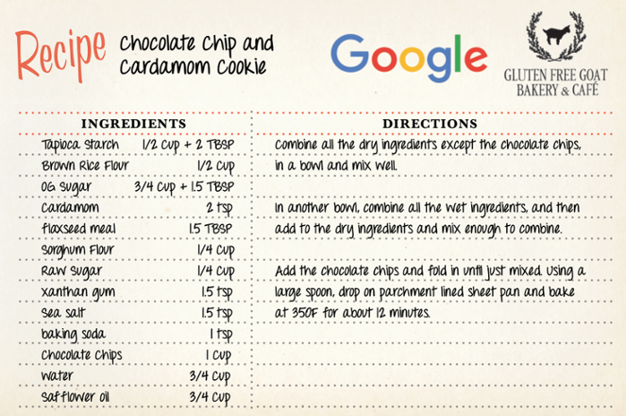 <strong>The secret ingredient</strong> in this cookie recipe is a computer that trains other computers. Courtesy Google.