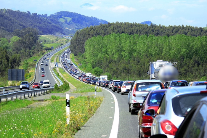 The end of traffic jams