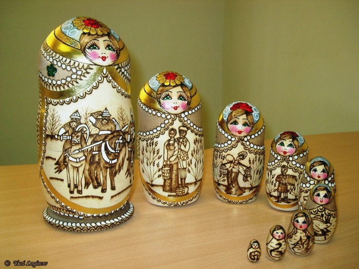 <strong>Nested optimization.</strong> Researchers at the Swiss National Supercomputing Centre (CSCS) use a high-dimensional model reduction framework that nests together like Russian matryoshka dolls to optimize their code.