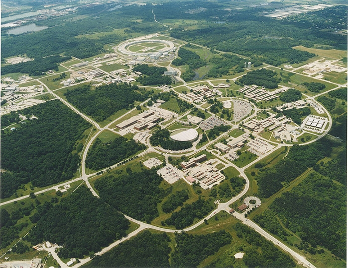 <strong>Aurora</strong>, the first exascale computer in the US, will be built at the Argonne National Laboratory outside Chicago. It is anticipated to have over 50,000 nodes and more than 5 petabytes of memory and be completed in 2021. Courtesy Argonne National Laboratory.