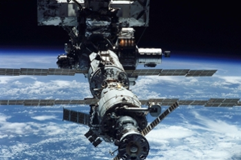 <strong>The ISS</strong> is a $150 billion functional work of art. Launched 22 years ago, this shining example of international cooperation has enabled discoveries in fields ranging from astrobiology, physics, astronomy, and more.