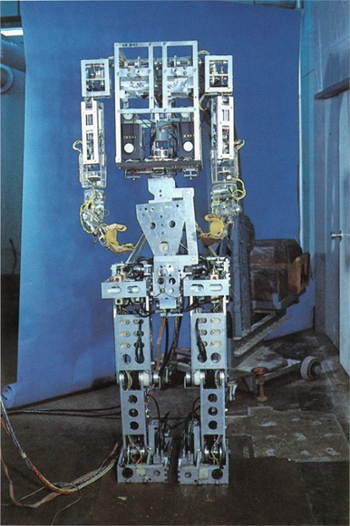 "<strong>""A little blocky""</strong> might be a bit of an understatement. WABOT-1 is not what most people think of when they imagine a robot, but this chunky boy made huge strides in the field that deserve recognition."